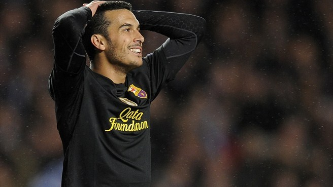 Pedro joins Barcelona injury list