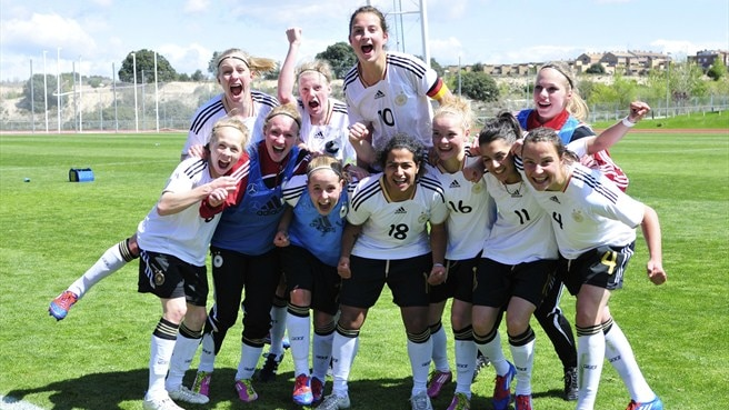 Women's Under-17 finals lineup complete