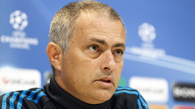 Mourinho glad to be grey ahead of Bayern decider