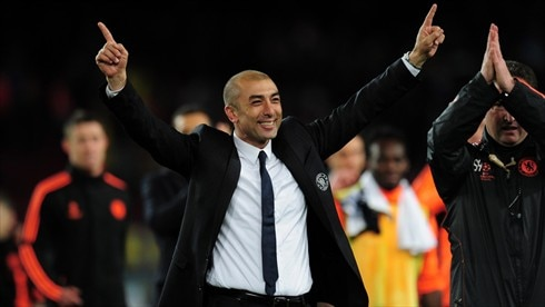 Di Matteo and Draxler set Champions League agenda