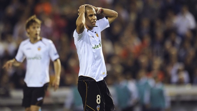 First leg proved Valencia's undoing, says Alves