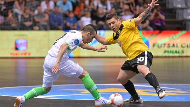 Sporting complete futsal double in Portugal