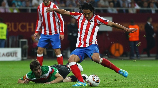 Prolific Falcao tops scoring charts again