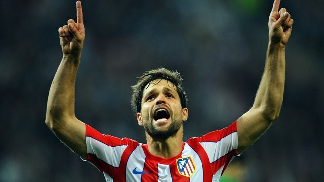 Diego back for second spell at Atlético