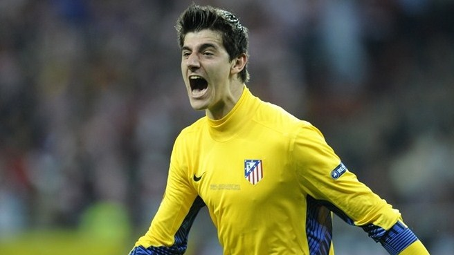 Chelseas Thibaut Courtois (Atletico Madrid loanee) reiterates stance that he must be Number 1 [Mirror]