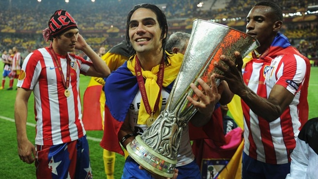 Atlético's Falcao reflects on a 'dream come true'