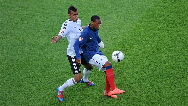 Perfect Germany make France fall at first hurdle