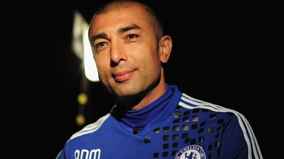 Di Matteo ready for shot at the title