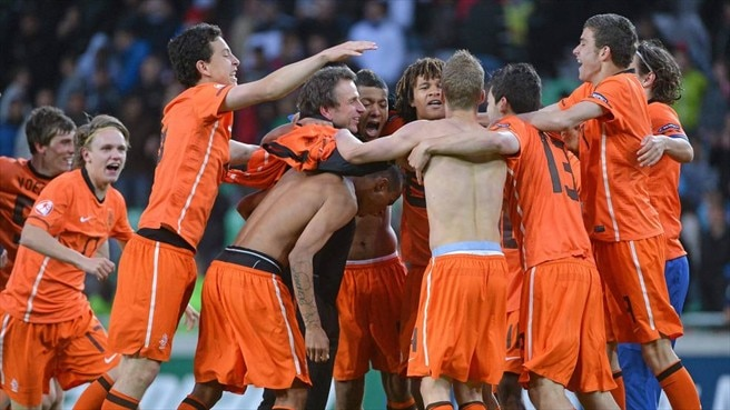 Allach reveals secrets of Netherlands' U17 success