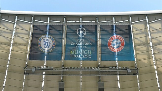 Munich anticipating spectacular final