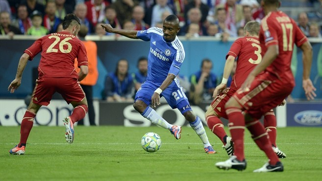 Kalou pens four-year deal with 'ambitious' Lille