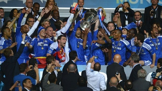 Shoot-out win ends Chelsea's long wait for glory