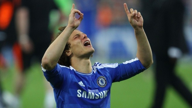 Chelsea secure Luiz's long-term future