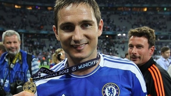 Chelsea wait proves worthwhile for Lampard