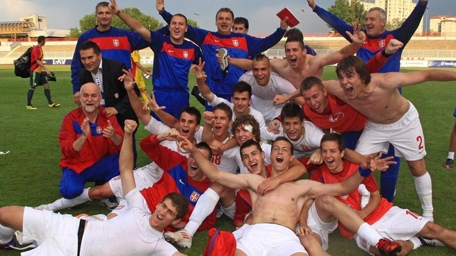 Serbia see off Group 3 hopefuls
