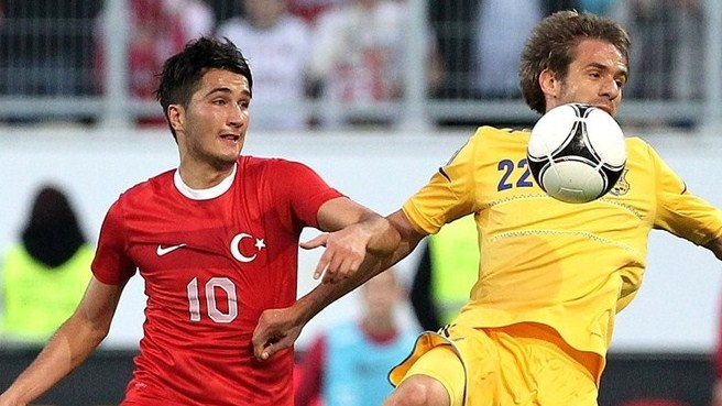 Ukraine tamed by Turkey in final friendly