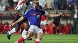 EURO 2004 highlights: France 2-1 England