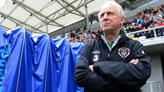 Trapattoni: First game key for Ireland