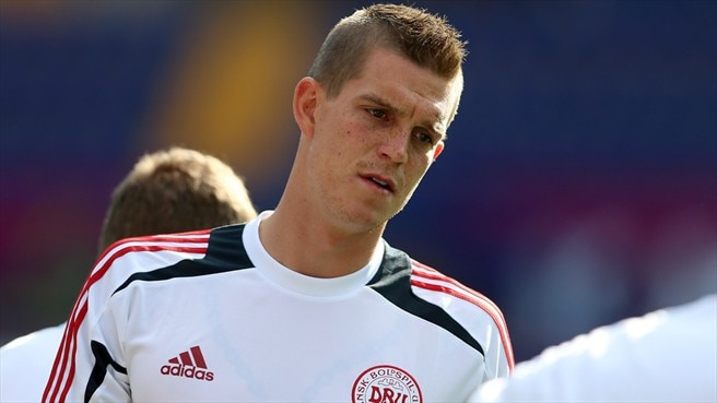Agger named Danish player of the year