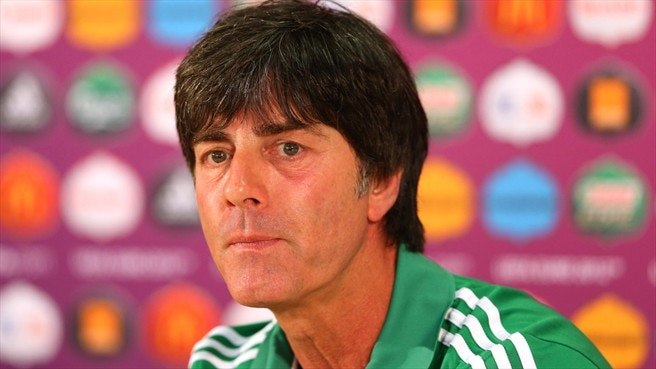 Löw ready to get party started against Portugal