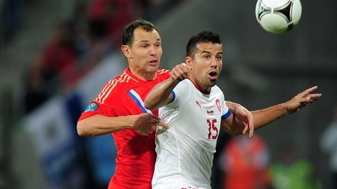 Baroš positive ahead of Greek test