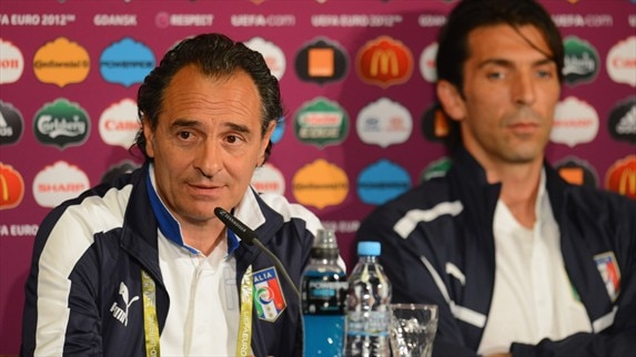 Press conference: ESP - ITA