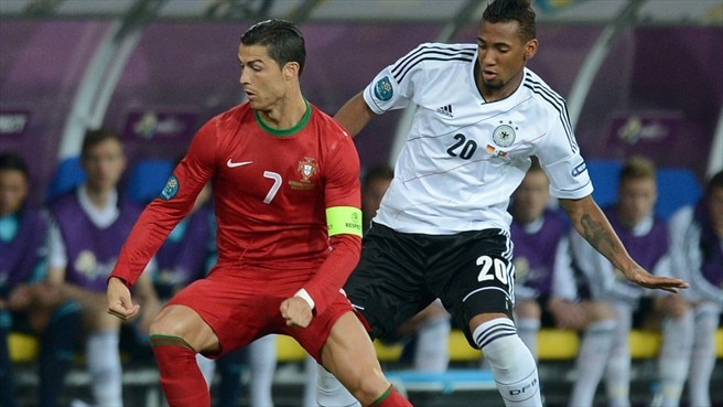 Boateng helps Germany shut out Portugal