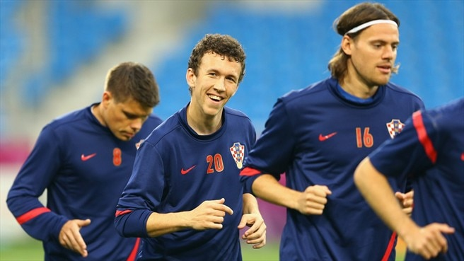 Perišić delighted with Croatia start