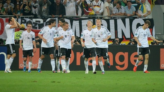 Löw delight as Germany leave Portugal standing