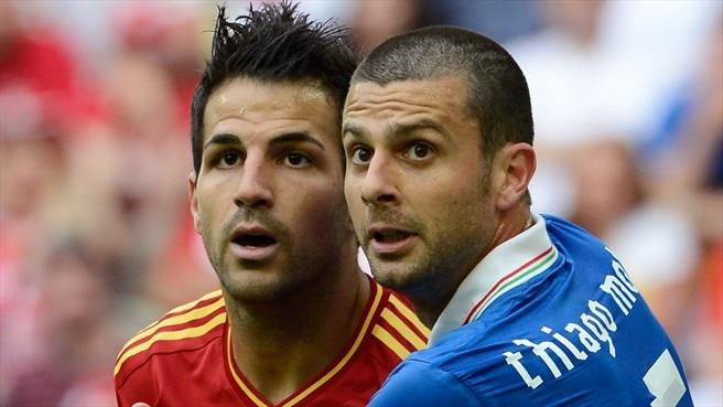 Italy set up Spain rematch in Sunday's final