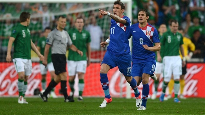 Slick Croatia spoil Ireland's return