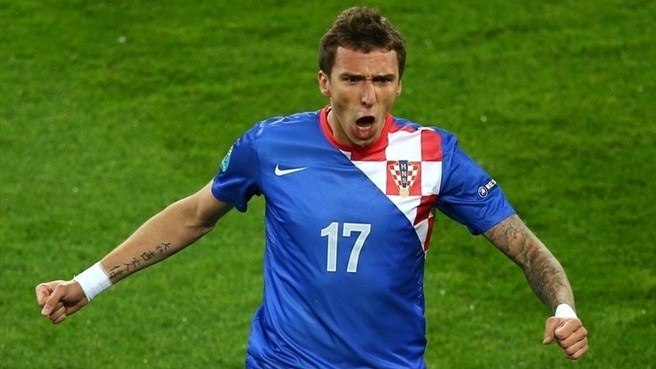Clinical Mandžukić finishes top of pile