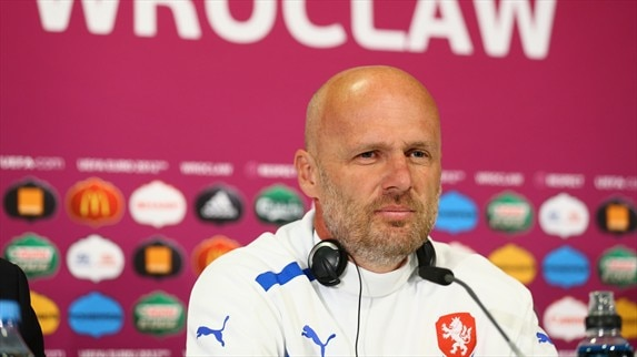Post-match press conference: GRE - CZE