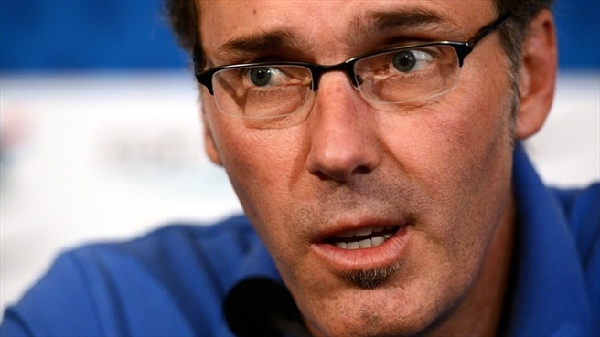 Blanc keeps calm amid home euphoria