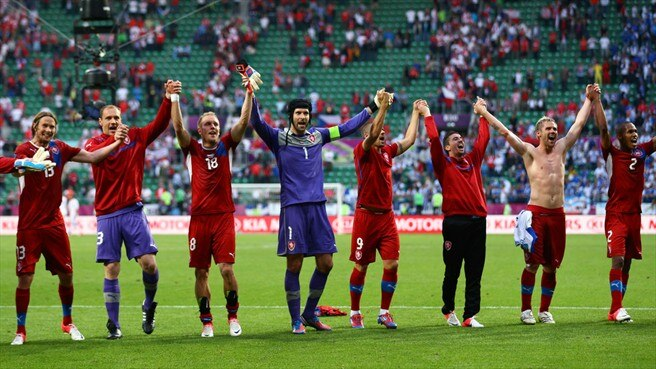 Czechs glad to be back in contention