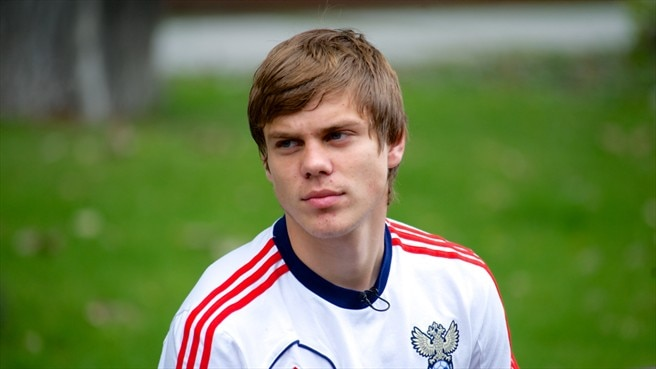 Kokorin ruled out for Russia