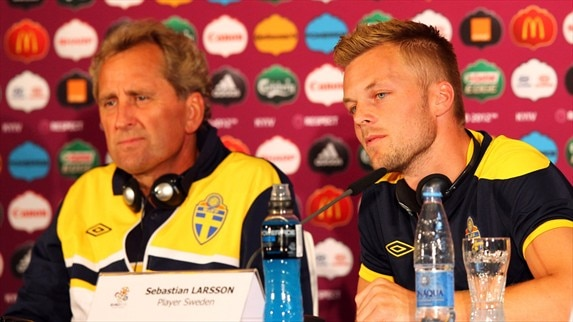 Press conference: SWE - ENG