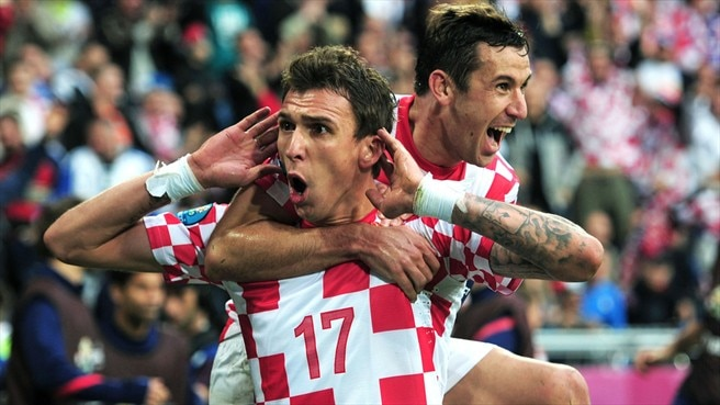 Draw a godsend for ambitious Croatia