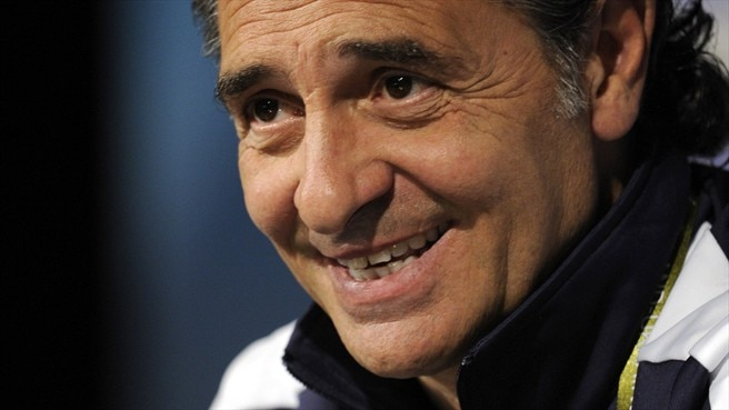 Prandelli determined to exorcise Italy fears
