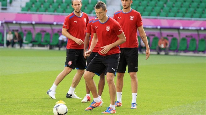 Czech Republic training