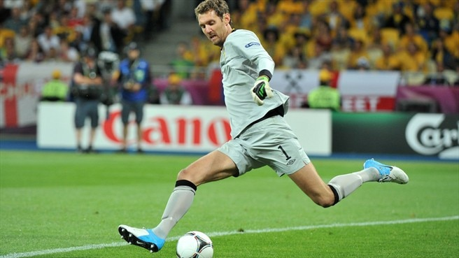 Andreas Isaksson (Sweden)