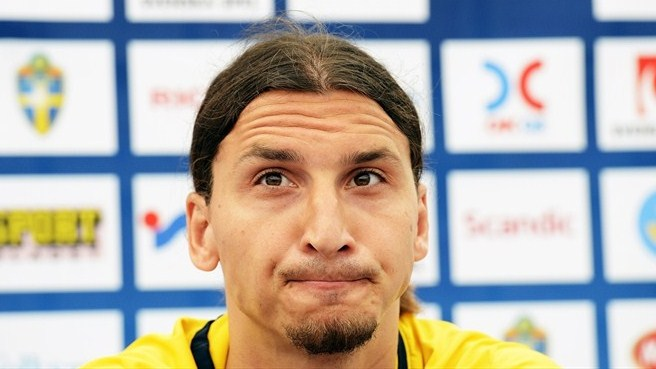 Ibrahimović confirms Sweden commitment