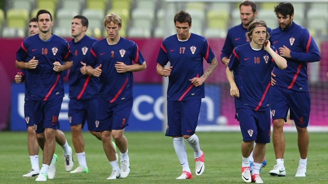 Croatia ready to meet Spanish challenge