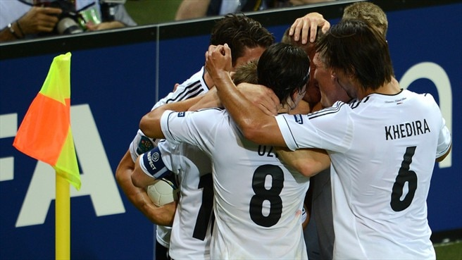 Greece stand in way of Germany juggernaut