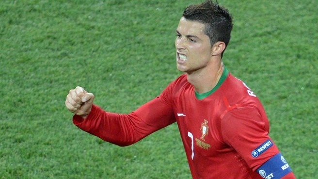 Rampant Ronaldo fires Portugal through