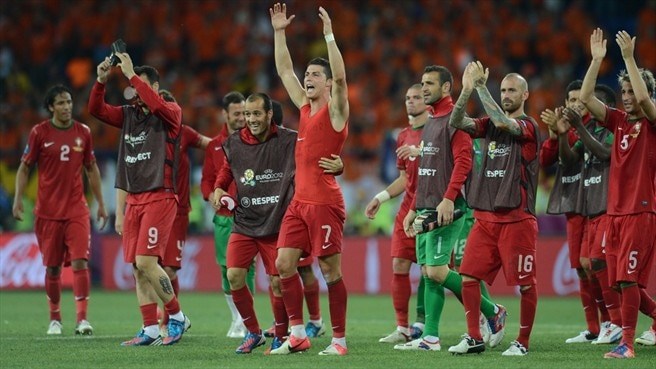 Bento proud of Portugal's team display