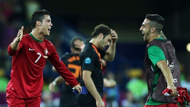 United Portugal show their class