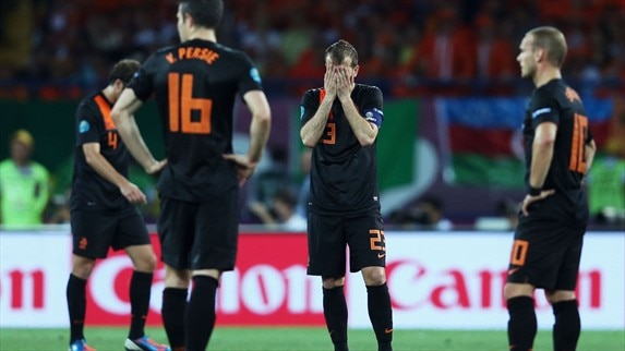 Netherlands left wondering what might have been