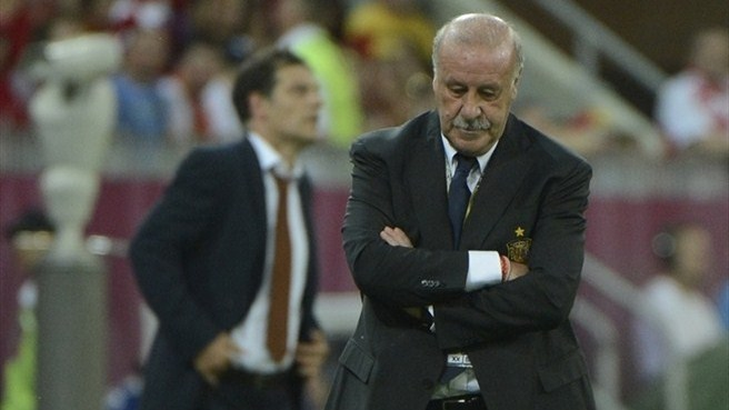 Del Bosque relieved to pass Croatia test