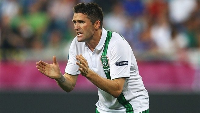 Keane's regret for 'fantastic' Irish faithful